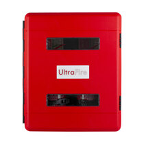 UltraFire Double Fire Extinguisher Cabinet