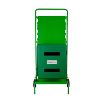 UltraFire First Aid Site Stand with Optional Double Cabinet