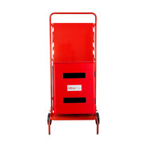 UltraFire Fire Safety Site Stand With Optional Double Cabinet