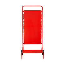 UltraFire Fire Safety Site Stand with Vinyl