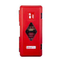 The ultra-durable single fire extinguisher cabinet