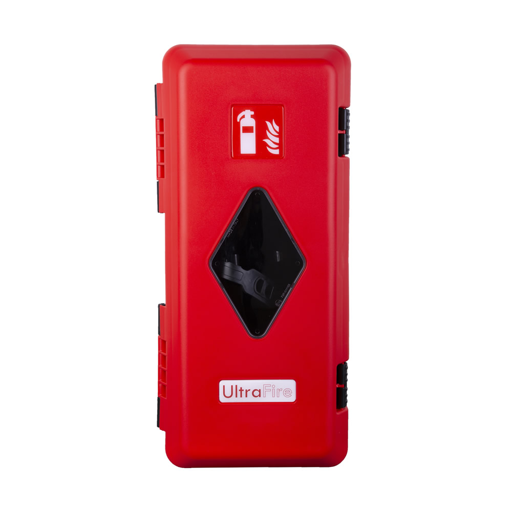 UltraFire Single Fire Extinguisher Cabinet