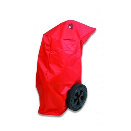 Wheeled Fire Extinguisher Cover