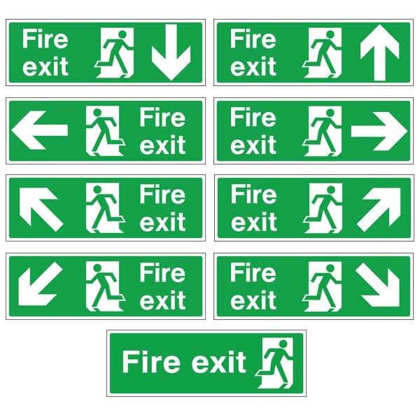 Fire Door Letter Plates