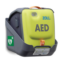 Two different sizes to accommodate the AED with or without carry case