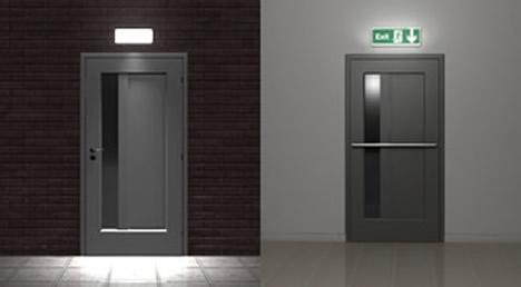 Emergency Doors Emergency Exit Doors For Commercial Buildings