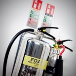 A full range of fire safety products
