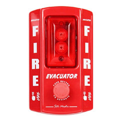 Evacuator Sitemaster Push Button Site Alarm