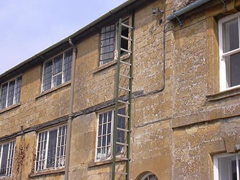 Fire Escape Ladder Information