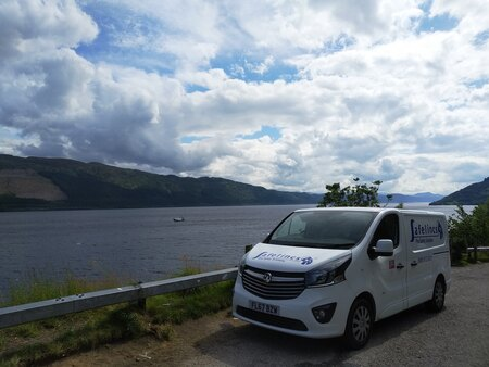 Loch Ness - Safelincs Engineer Travel Diary