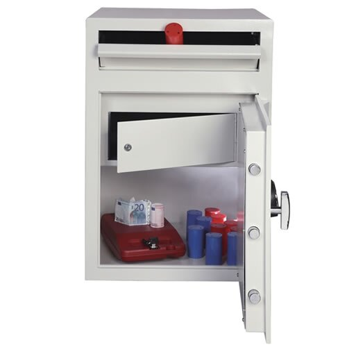 Phoenix 0998E - Cashier Deposit Security Safe with Electronic Lock