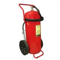 Image of the 100 Ltr Foam Wheeled Fire Extinguisher