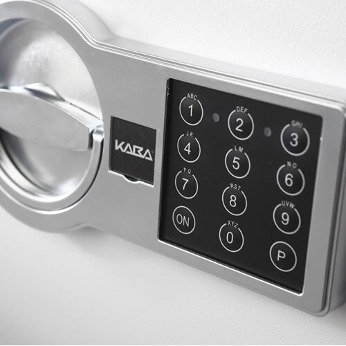 Optional upgrade to VDS class 1 electronic lock available