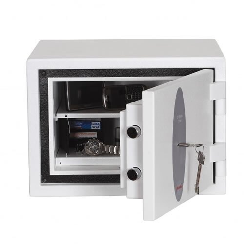 The Phoenix Citadel 1191 safe is supplied with one shelf as standard