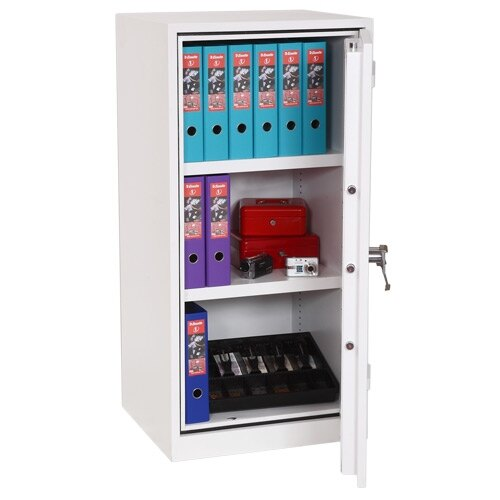 Phoenix Fire Ranger 1511 Fire Proof Cupboard internal view