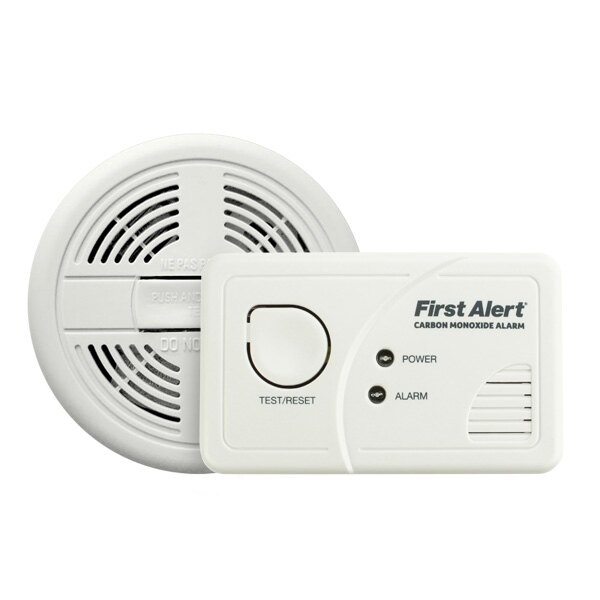 first alert smoke detector warranty pdf