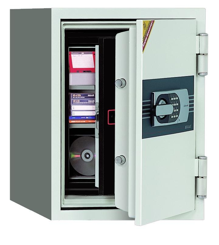 Phoenix DS1060 - Fireproof Safe for Magnetic and Digital Data