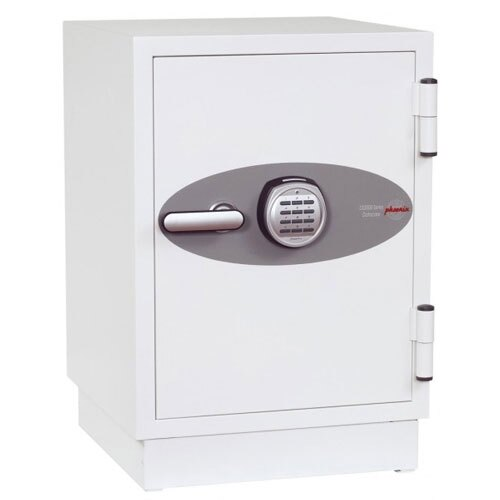 Phoenix Datacare 2002 Fire Data Safe Optional Electronic Lock