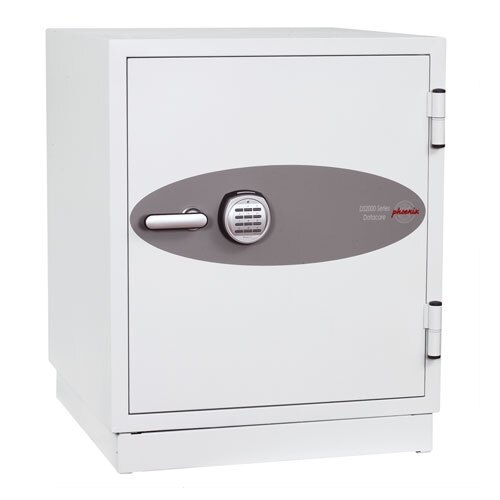 Phoenix Datacare 2003 Fire Data Safe with optional electronic lock