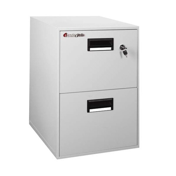 fire safe file cabinet sentry safe file filing cabinet 2 drawer 15442