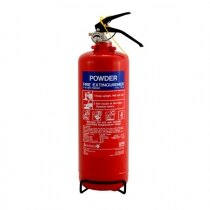 Image of the 2kg Powder Fire Extinguisher - Safelincs