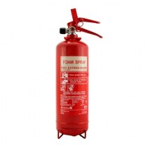 Image of the 2ltr Foam Fire Extinguisher - Safelincs