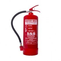 Image of the 3ltr Water Mist Fire Extinguisher - Ultrafire