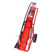 Image of the 30kg CO2 Wheeled Fire Extinguisher