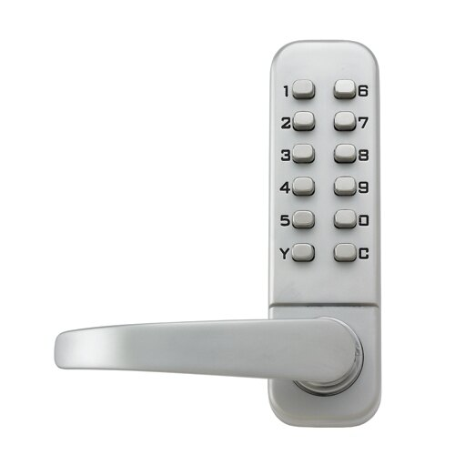 Securefast Easycode Outside Access Code Lock with Lever