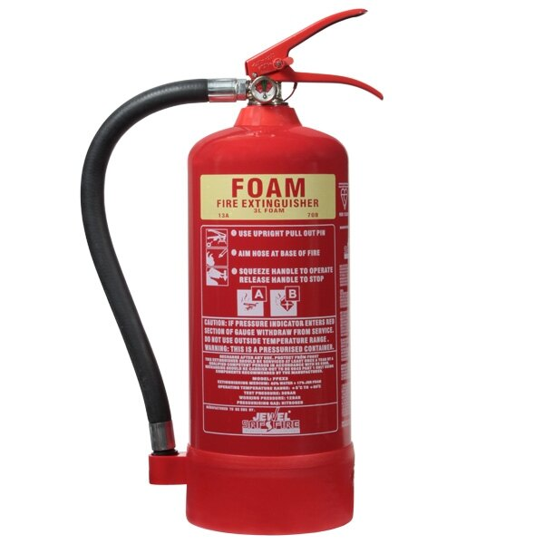 3ltr Foam Fire Extinguisher - Jewel Fire Group