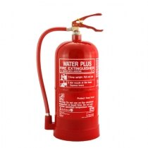Image of the 3ltr Water with Additive Fire Extinguisher - Safelincs