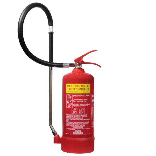 3ltr Wet Chemical Fire Extinguisher - Jewel Fire Group