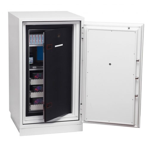 Data Commander 4621 Fire Data Safe inner door closing