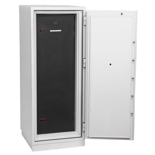 Data Commander 4622 Fire Data Safe inner door closed