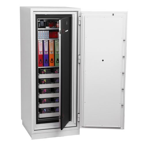Data Commander 4622 Fire Data Safe inner door closing