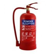 Image of the 4kg Powder Fire Extinguisher - Safelincs