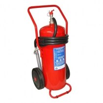 Image of the 50kg Powder Wheeled Fire Extinguisher