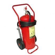 Image of the 50 Ltr Foam Wheeled Fire Extinguisher