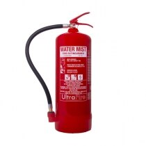 Image of the 6ltr Water Mist Fire Extinguisher - Ultrafire