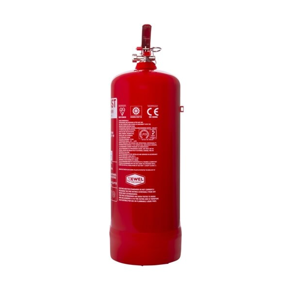 Extinguisher Rating 13A, 21B, 75F
