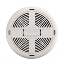 Image of the Mains Powered Ionisation Smoke Alarm with Alkaline Battery Back-up - BRK 670MBX