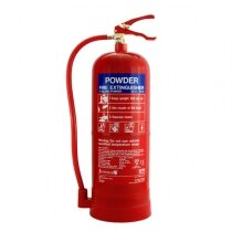 Image of the 6kg Powder Fire Extinguisher - Safelincs