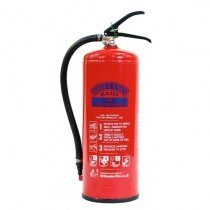 Image of the 6kg Powder Fire Extinguisher - Britannia