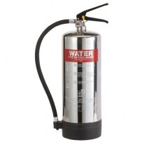 Image of the Stainless Steel 6ltr Water Fire Extinguisher