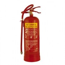 Image of the 6 Ltr Wet Chemical Fire Extinguisher Safelincs SLSPWC6