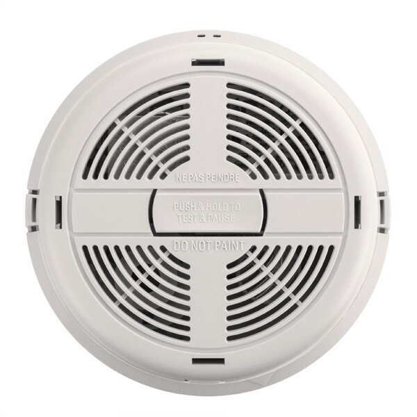 Mains Powered Ionisation Smoke Alarm with Lithium Back-up Battery - BRK 770MRL