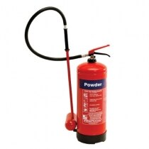 Thomas Glover 9kg powder extinguisher