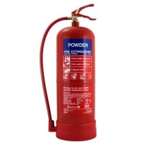 Image of the 9kg Powder Fire Extinguisher - Safelincs