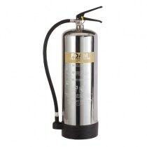 Image of the Stainless Steel 9ltr Foam Fire Extinguisher