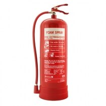 Image of the 9ltr Foam Fire Extinguisher - Safelincs